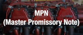 MPN (Master Promissory Note)