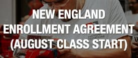 New England Enrollment Agreement - August 2019