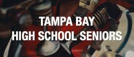 Tampa Bay High School Seniors
