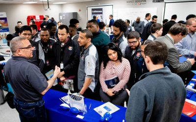 NAA Career Fair Highlights Demand in Aviation Maintenance